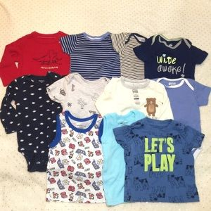 Baby boy Onesies/Shirts Set
